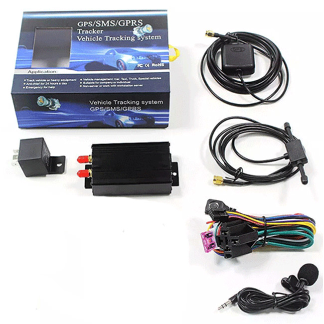 GPS TRACKING SYS GH2059