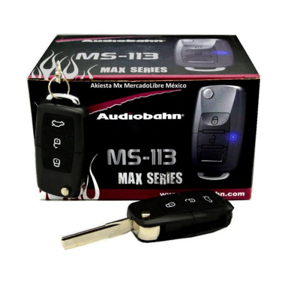 ALARMA AUDIOBAN MS-113