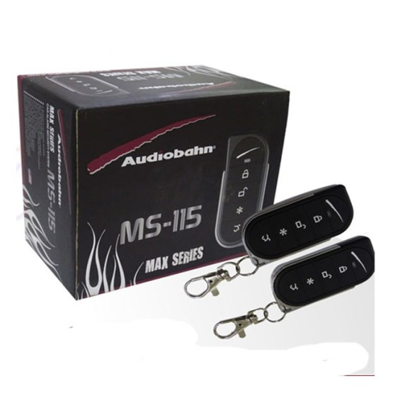 ALARMA AUDIOBAN MS-115