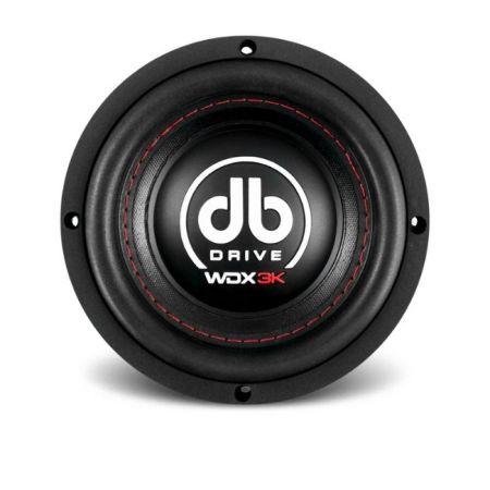 SUBWOOFER DB DRIVE WDX6.5G2-4