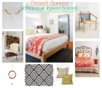 anthropologie bedroom