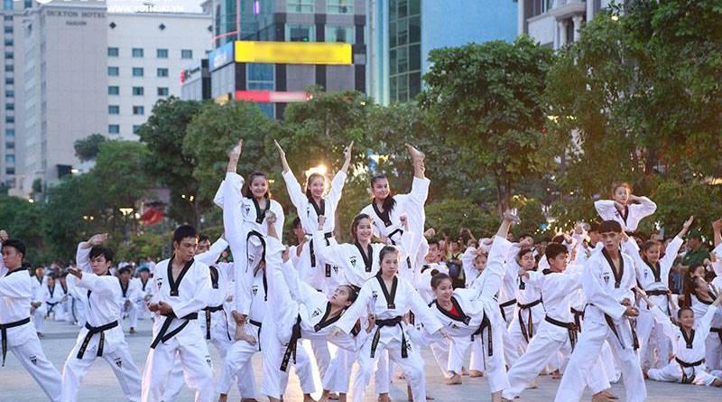 festival võ nhạc Đầm Sen