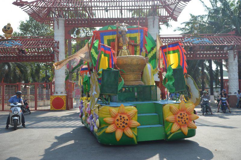 Sắp ra mắt Quảng trường Vua Hùng tại Đầm Sen 1