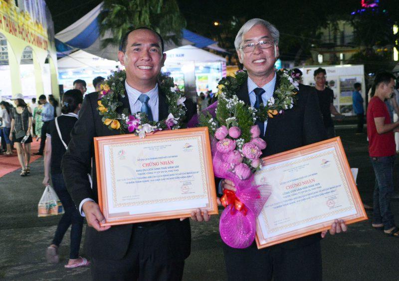 ngày hội du lịch, Ngày hội du lịch 2019: Đầm Sen 5 năm liền là Top10 của TP.HCM, Đầm Sen