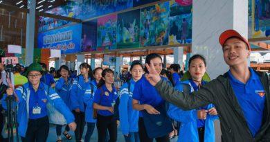 Ngày hội tình nguyện