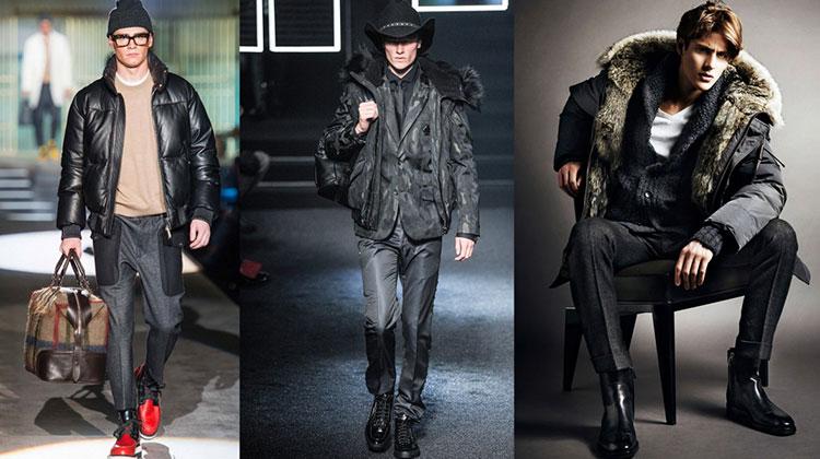 Мъжки модни тенденции есен зима