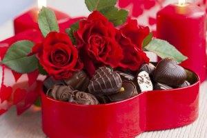 подаръци за Свети Валентин