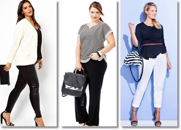 Мода за пълни дами 4