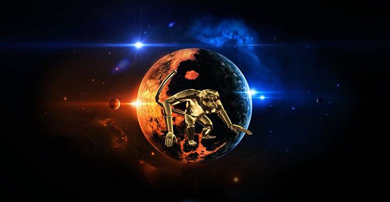 Маймуна - Китайски любовен хороскоп 2