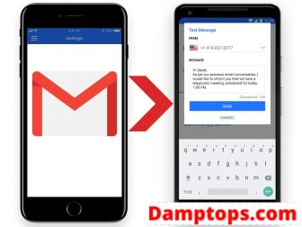 how to send sms from gmail to mobile number, email to sms free, can i send a text from gmail free, text from gmail to iphone, from gmail to iphone