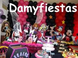 fiesta de monsther High y Mickey 04 de Agosto (2)