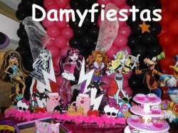 fiesta de monsther High y Mickey 04 de Agosto (6)