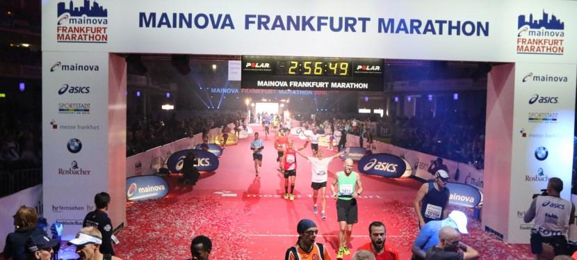 Frankfurt marathon | 30 Okt 2016 | 02:55:40