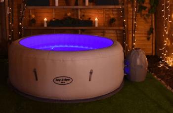 hot tub LED lighting