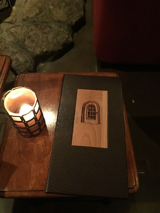 Wine bar / Hobbit hole