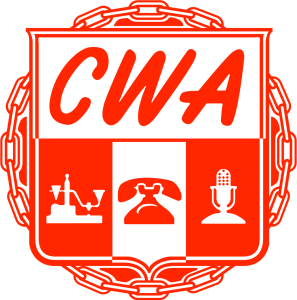 Endorsed by the Communication Workers of America (CWA) Local 13000!