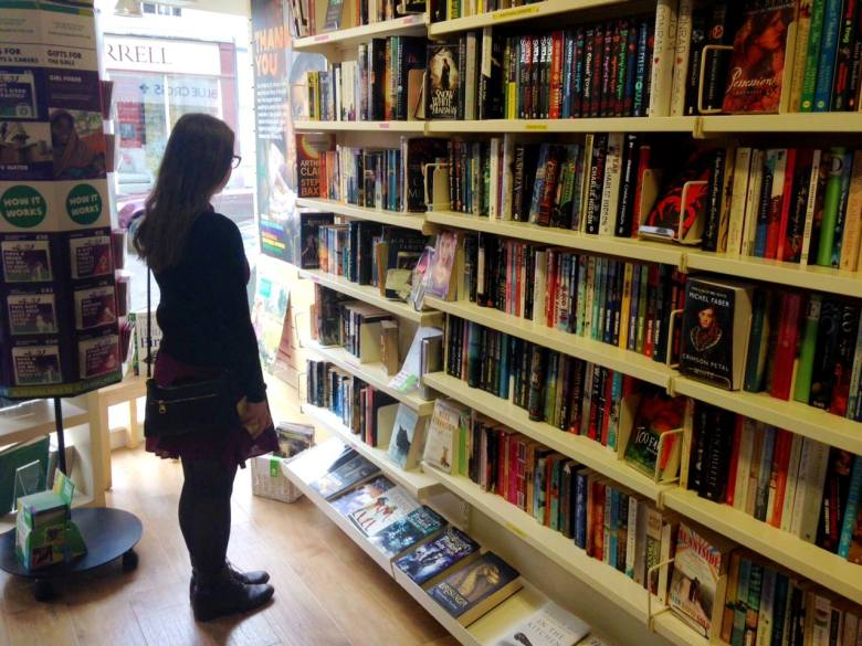 Book hunt picture
