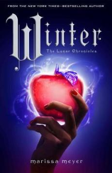 Winter cover - Marissa Meyer