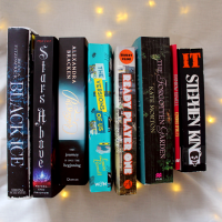 March April Book Haul