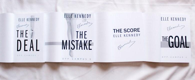 Elle Kennedy - Off Campus Series