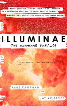 Illuminae - Amie Kaufman & Jay Kristoff
