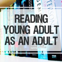 Reading YA as an Adult