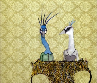 Peacock & Peafowl