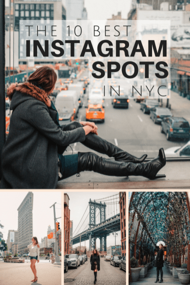 nyc instagram spots