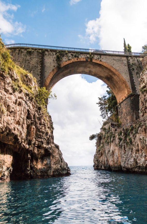 Unforgettable Experience Sailing Along the Amalfi Coast Italy   Positano Summer Travel Day Trip Blue Star Positano   Fiordo di Furore