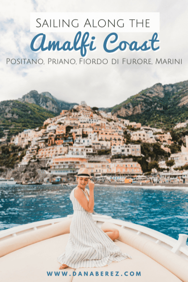 Unforgettable Experience Sailing Along the Amalfi Coast Italy | Positano Summer Travel Day Trip With Blue Star Positano