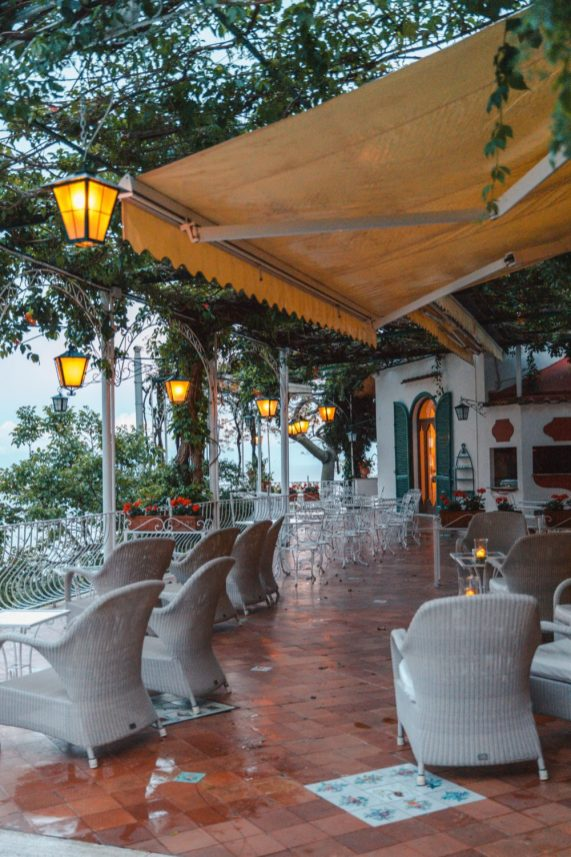 The Best Positano Instagram Shots | 12 Beautiful Shots You Can't Miss: Hotel Poseidon