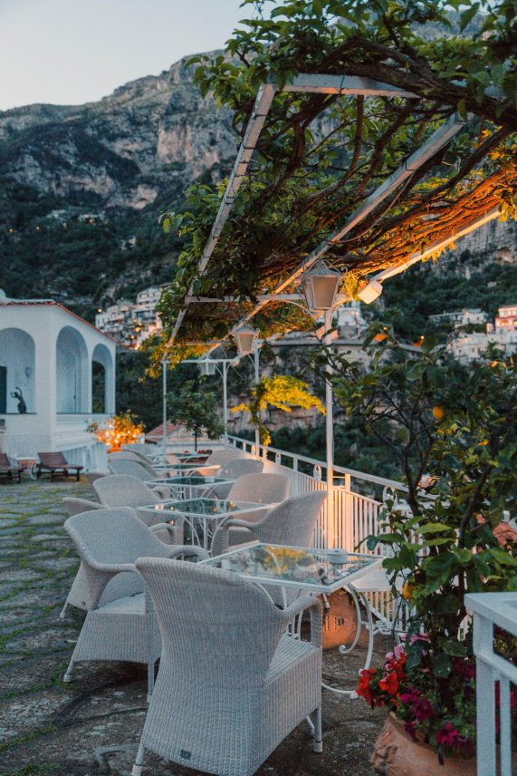 Ultimate 4 Day Positano Italy Travel Itinerary | What to See & Where to Eat: Hotel Poseidon
