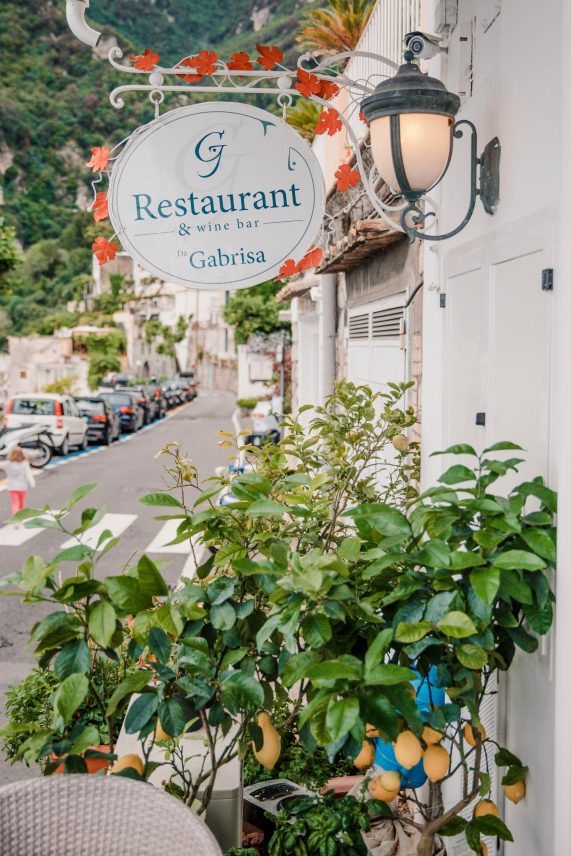 Ultimate 4 Day Positano Travel Itinerary | What to See & Where to Eat: Villa Gabrisa