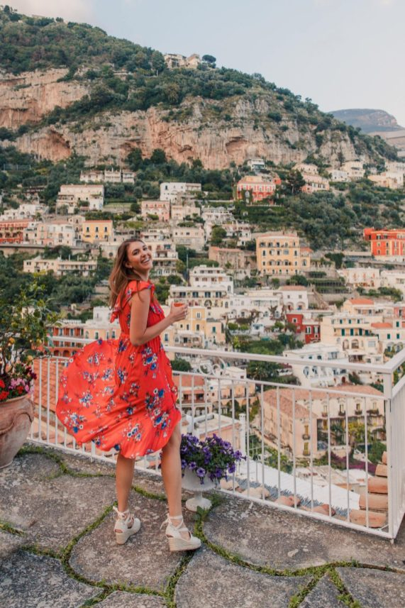 The Only Positano Travel Guide You Need | Top Positano Travel Tips: Drinks