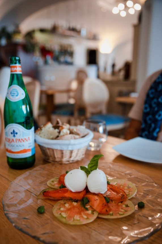 The Only Positano Travel Guide You Need | Top Positano Travel Tips: Food