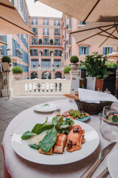 le jardin de russie rome restaurant
