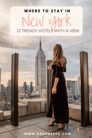 nyc hotels with a view