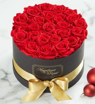 1800 flowers magnificent red roses