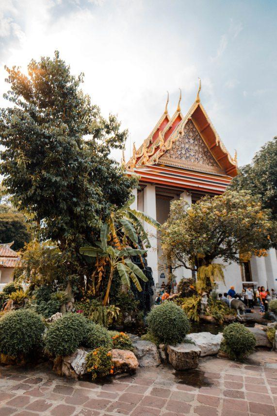 One Week in Thailand Itinerary | Exploring Bangkok, Ayutthaya & Hua Hin| Wat Pho Dana Berez Travel