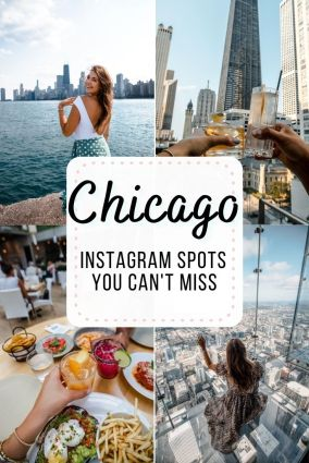 Chicago Instagram Spots