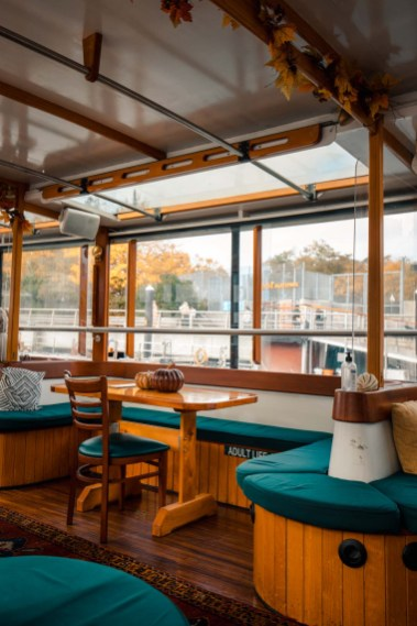 fall foliage cruise nyc