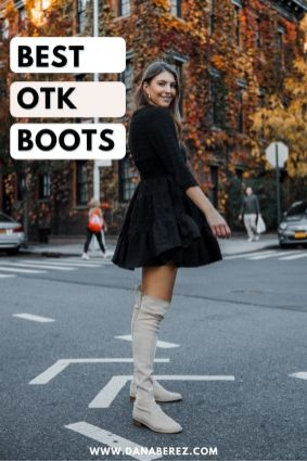 the best over the knee boots for fall winter