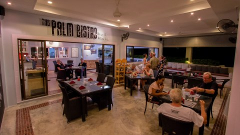 The Palm Bistro & Wine Bar