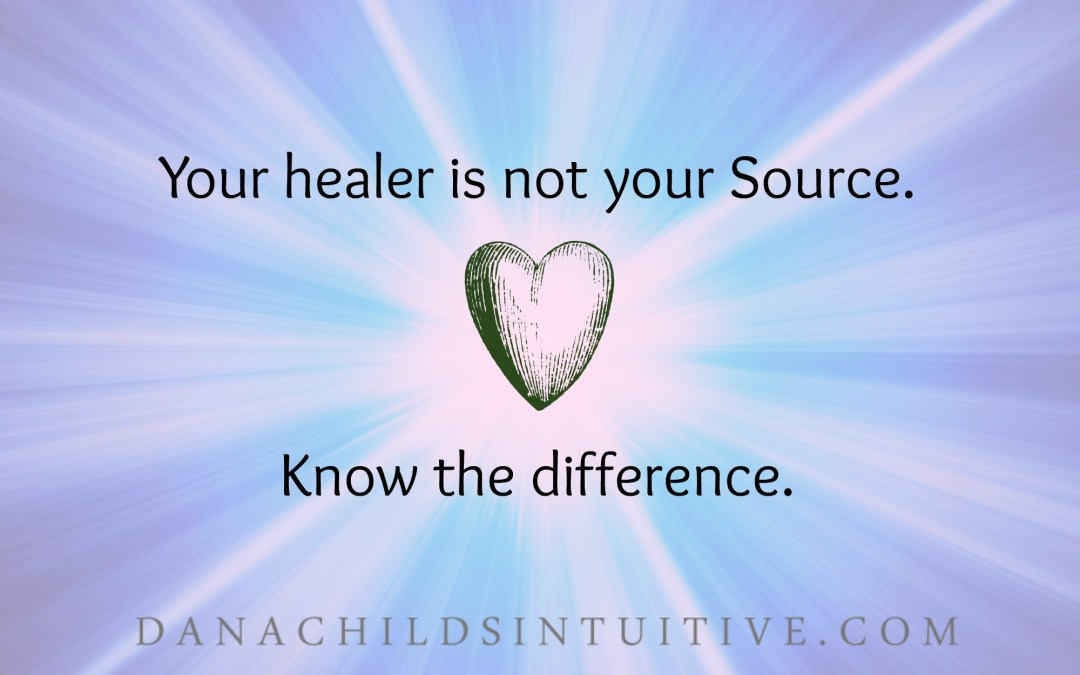 Keep Your Power When Working with a Healer