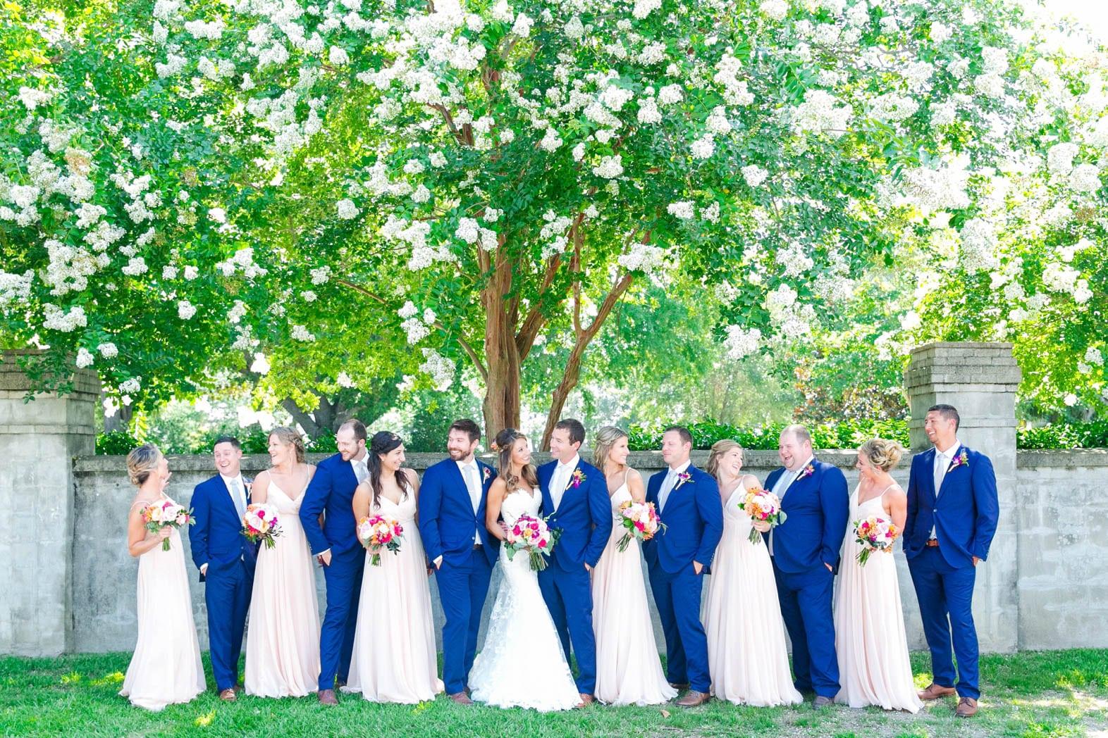 Kathryn + Clinton // Preppy Bohemian Charleston Wedding At