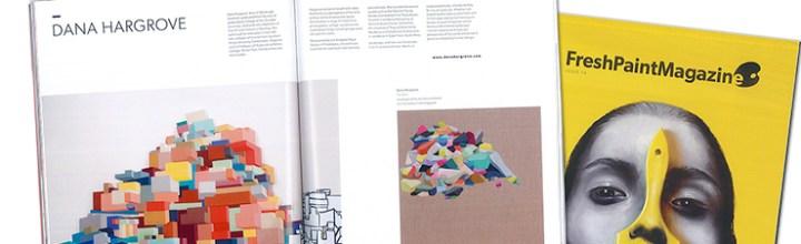 FreshPaintMagazine – Artist Profile