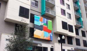 Façades' Public Art Downtown