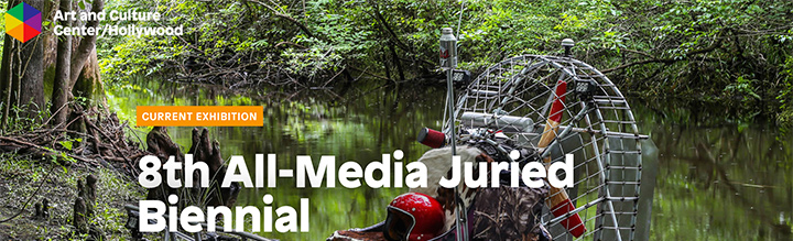 8th All-Media Juried Biennial – Press Release