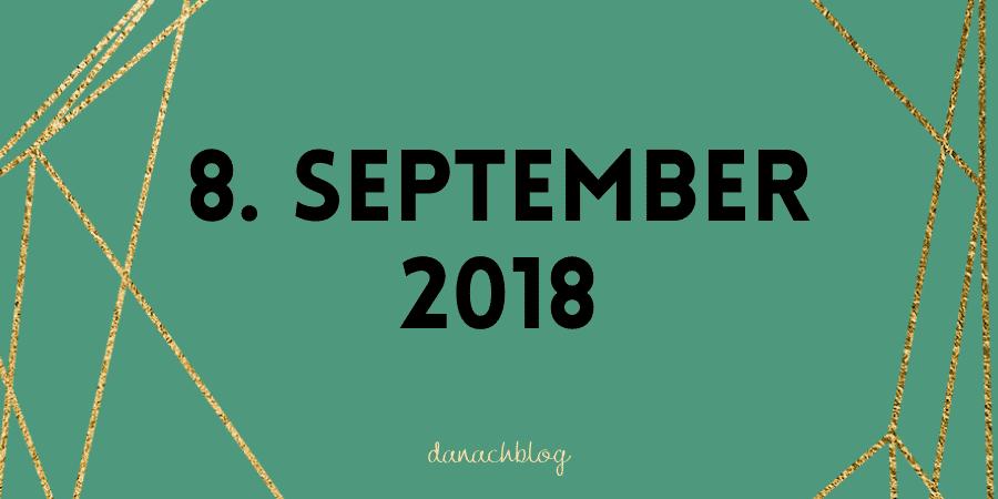 08.09.2018 – 25 Grad – Tag 60