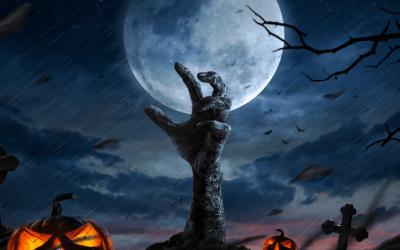 Halloween in der Reha